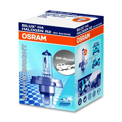 Osram OFFROAD SUPER BRIGHT OFF ROAD, 12V, 1er Faltschachtel, 64198