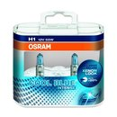 Osram COOL BLUE® INTENSE H1, Halogen 12V, DUOBOX -...