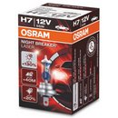 Osram NIGHT BREAKER® LASER H7, Halogen 12V, 1er...