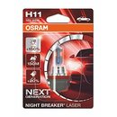 NIGHT BREAKER® LASER Next Generation H11 Einzelblister